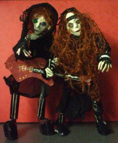 Közi & Haru Puppets