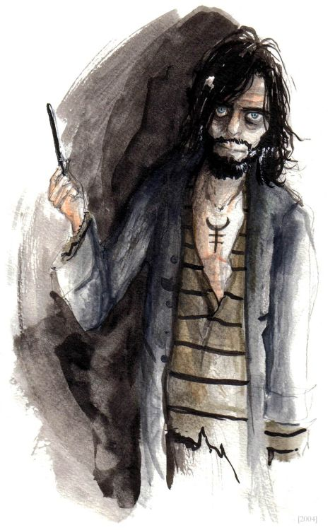 Movie Sirius Black