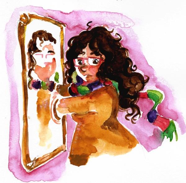 ophelie-aquarelle