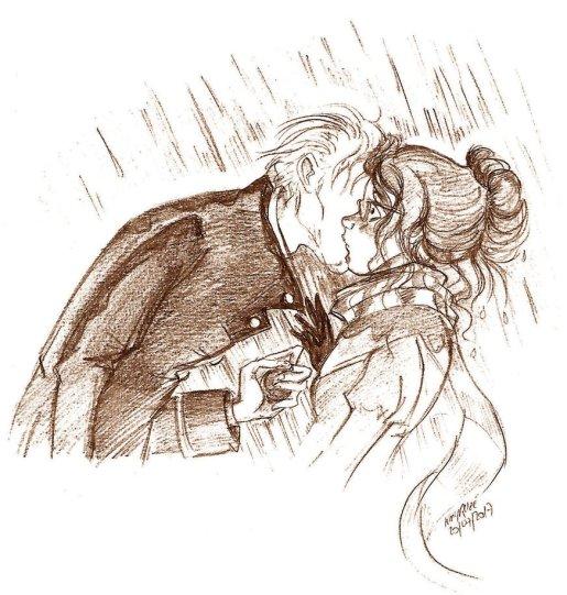 Une scène clé tirée du tome 2. On le sait tous que Thorn est un grand romantique, en fait =D